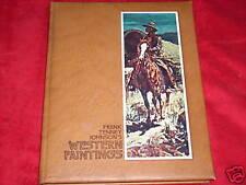 The Frank Tenney Johnson Book by Harold McCracken Western Illustrations