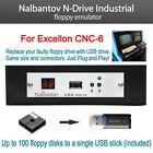 Nalbantov USB Floppy Disk Drive Emulator N-Drive Industrial for Excellon CNC 6