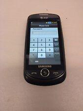 SAMSUNG SOLSTICE SGH-A817 (BLACK) AT&T SMARTPHONE