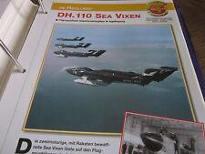 Faszination 4 49 De Haviilland DH 110 Sea Vixen  England Jäger
