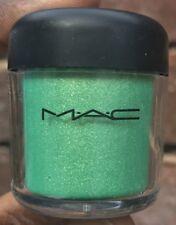 SEA GREEN METALLIC SHIMMER EYE SHADOW LOOSE PIGMENT POWDER GLIMMER 7.5G 26OZ MAC