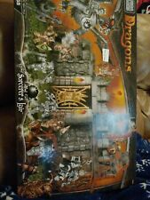 Mega Bloks Dragons Sorcerer's Lair #9886 some Sealed complete?
