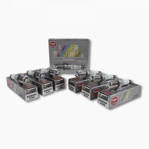6 x NGK Spark Plug BKR6EQUP fits BMW 3 Series E46 318i 328i 323i 320i 323Ci