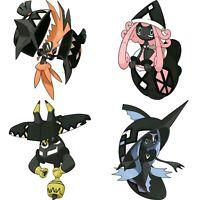 Pokémon Shiny Legend Cherish Ball Event - Kapu/Tapu Fini/Bulu/Lele/Koko 3DS/HOME