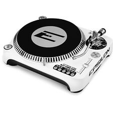 Epsilon Djt-1300 USB - Direct Drive DJ Turntable. White