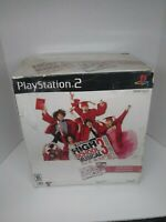 Disney High School Musical Dance 3 Game & Dance Pads New in Box PlayStation 2