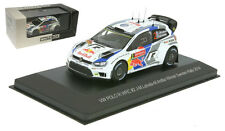 IXO WBR024 VW Polo R WRC #2 Winner Sweden 2014 - J M Latvala 1/43 Scale