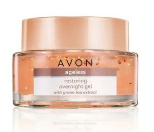 AVON Nutra Effects Ageless Restoring Overnight Gel - 50ml