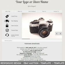 eBay 100% Responsive Custom Design Auction Listing Template (5)