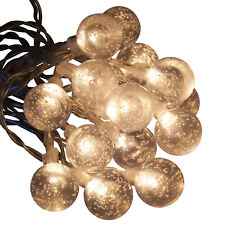 LED battery powered Fairy Lights, Clear Berry Christmas Fairy Lights + Timer