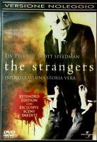 THE STRANGERS (2008) un film di  Bryan Bertino - DVD EX NOLEGGIO - UNIVERSAL
