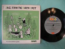 "Bob Davis Quartet, Jazz From The North Coast, Zephyr ZP 7001 PROMO 7"" 33 RPM EP"