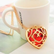 Mothers Day Gift RED HEART GIFT FOR MOM, WIFE FOR HER Beautiful pendant Necklace
