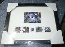 Doctor Who Framed Monster Stamps Rare Collector's Item