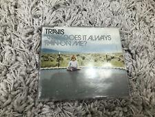 Travis Why Does It Always Rain On Me CD1 (CD Single) - 3 Tracks - (1999)