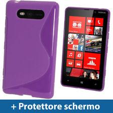 Cover e custodie viola Per Nokia Lumia 820 per cellulari e palmari per Nokia