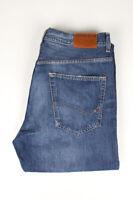 31635 Tommy Hilfiger Rockland Heritage Worn Blau Herren Jeans Größe 36/36