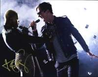 Fitz and The Tantrums Michael Fitzpatrick signed 8x10 photo |CERT  A0007