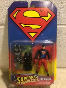 DC Comics Superman Man of Steel Action Figure Super Boy
