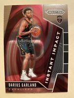 2019-20 Panini Prizm Darius Garland Instant Impact Rookie Card Insert #14 - MINT