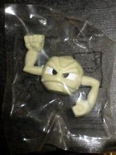 2001 Pokemon Geodude Figure Kellogg's Bowl Pal New Sealed Plastic Free Ship SP