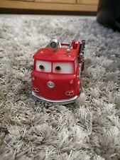 Disney store  Pixar Cars Red Fire Engine with sounds
