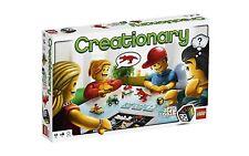 LEGO (3844) Creationary Game