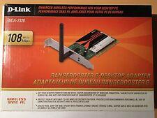 D-Link WDA-2320 Rangebooster G Desktop Adapter