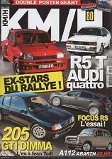 KM/H 80 BMW M3 TOURING E46 MERCEDES 190 W201 FOCUS RS 350 AUDI QUATTRO R5 TURBO