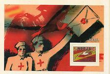 España Hojita Recuerdo Emisión Local de Nerja (CK-204)