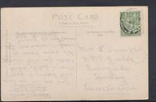 Family History Postcard - Davenport / Goode - Hinckley, Leicestershire RF1618
