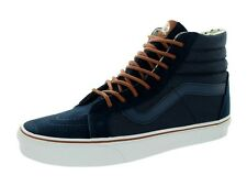 Vans Sk8 Hi Reissue T&S Dress Blues Plus Men's Size 13 Brand New In Box Skate