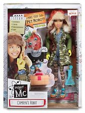 Project Mc2 Camryn's Robot Doll with Experiment