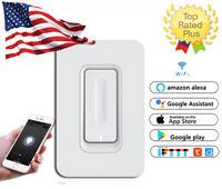 2018 Smart WiFi Light Switch - Smart Life App - Tuya, Alexa & Google