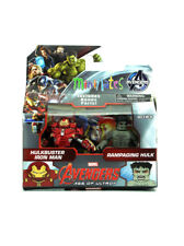 Marvel Minimates Hulkbuster Iron Man & Rampaging Hulk TRU Wave 2 Age Of Ultron