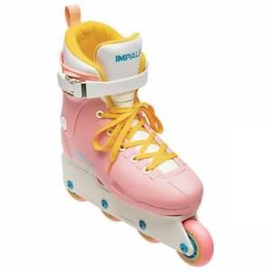 Impala Lightspeed Inline Skates Pink / Yellow
