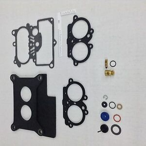 HOLLEY 2210 2245 2 BARREL CARBURETOR KIT 1963-1981 INTERNATIONAL HARVESTER SCOUT