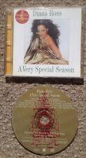 Diana Ross A Very Special Season 1994 Xmas CD