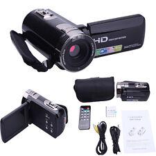 "3.0"" Full HD 16X Zoom DV Camera Camcorder IR Night Vision Digital Video Recorder"