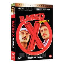 Rated X (2000) DVD - Charlie Sheen, Emilio Estevez