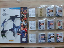 PANINI CHAMPIONS LEAGUE 2012/2013 *KOMPLETTSET COMPLETE SET*EMPTY ALBUM