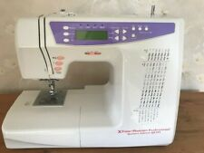 More details for sewing machine - computerised frister+rossmann