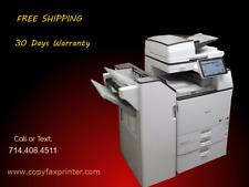 Ricoh Mp 5055 Blackwhite Copier Printer Scanner Low Meter Count