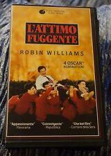 """VHS ORIGINALE  """"L' ATTIMO FUGGENTE""""  con Robin Williams  (1990) -drammatico-"""