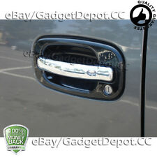 For 2002 2003 2004 2005 2006 Cadillac Escalade Chrome Door Handle Covers
