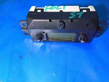 FORD FOCUS MK1 ST170 DASH TIME CLOCK  2002 TO 2004 SHAPE