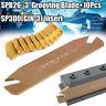 SPB26-3 26mm Part Off Blade Grooving Cut-Off Toolholder+GTN-3 ZQMX3N11-1E Insert