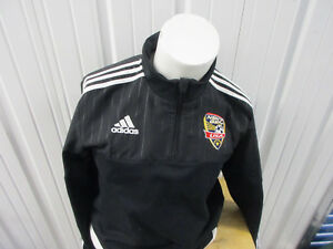 VINTAGE ADIDAS USA NEXT GENERATION SOCCER FOOTBALL LARGE SEWN SWEATSHIRT CLIMACO