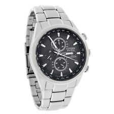 New Citizen Men's World Chronograph A-T Eco-Drive Watch AT8010-58E