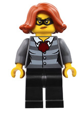 Lego - CTY753 - Woman crook - 60141 - 60139
